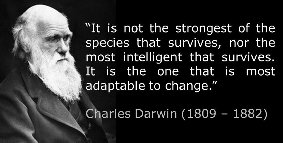 Citaat Darwin
