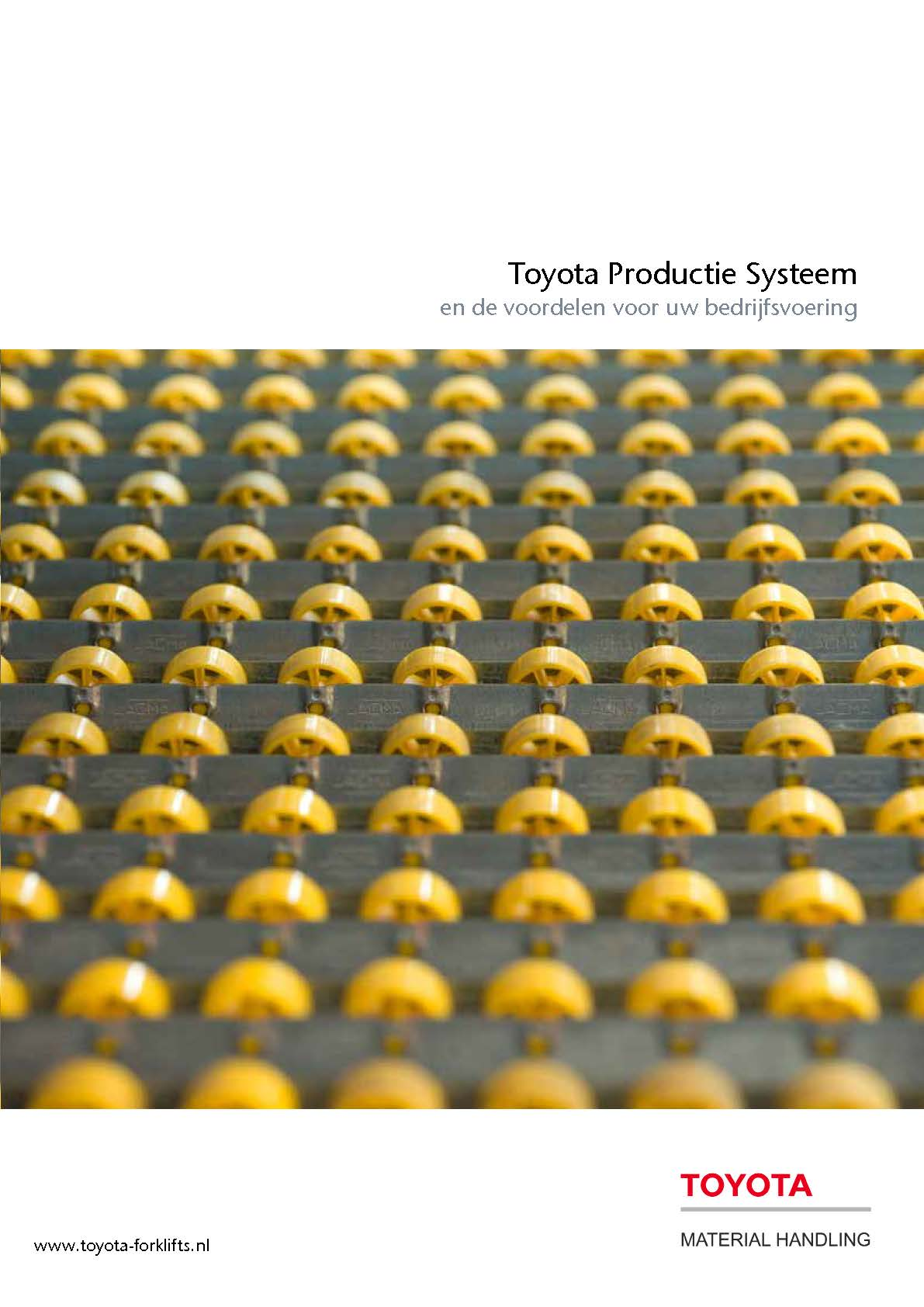 Toyota Productie Systeem Cover