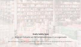 Doe de gratis safety scan