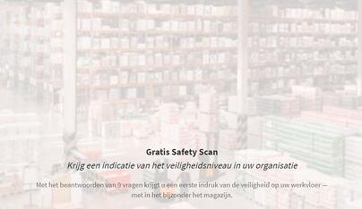 Doe de gratis safety scan