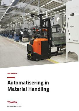 WP automatisering in material handling
