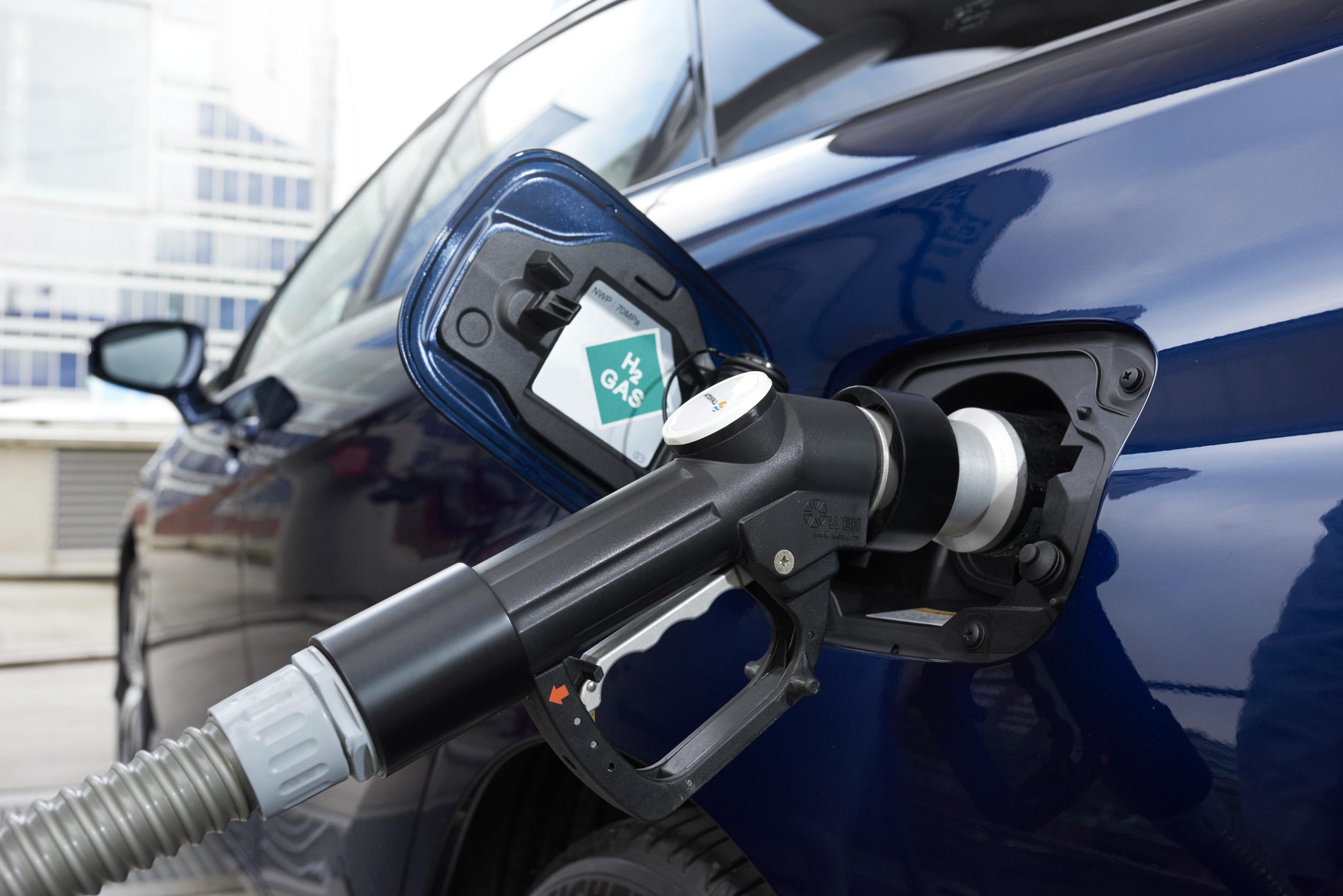 Kiezen voor waterstof is kiezen voor gemak