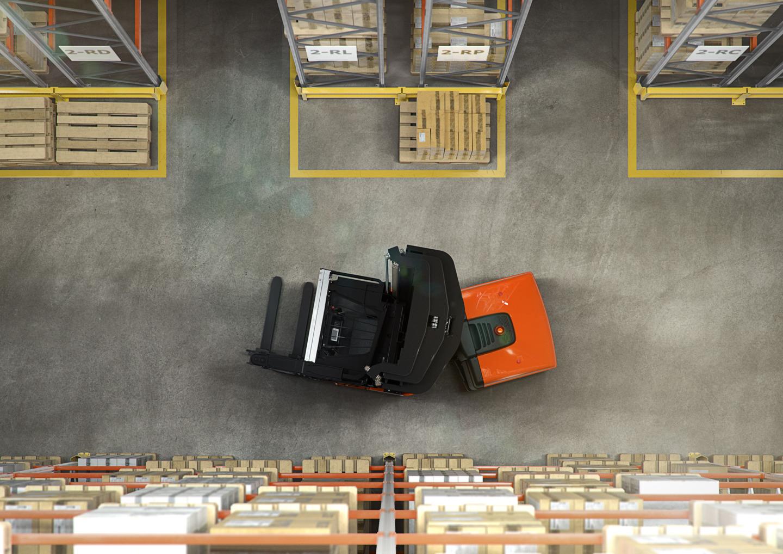 Hoe smallegangentrucks de veiligheid van de chauffeur vergroten