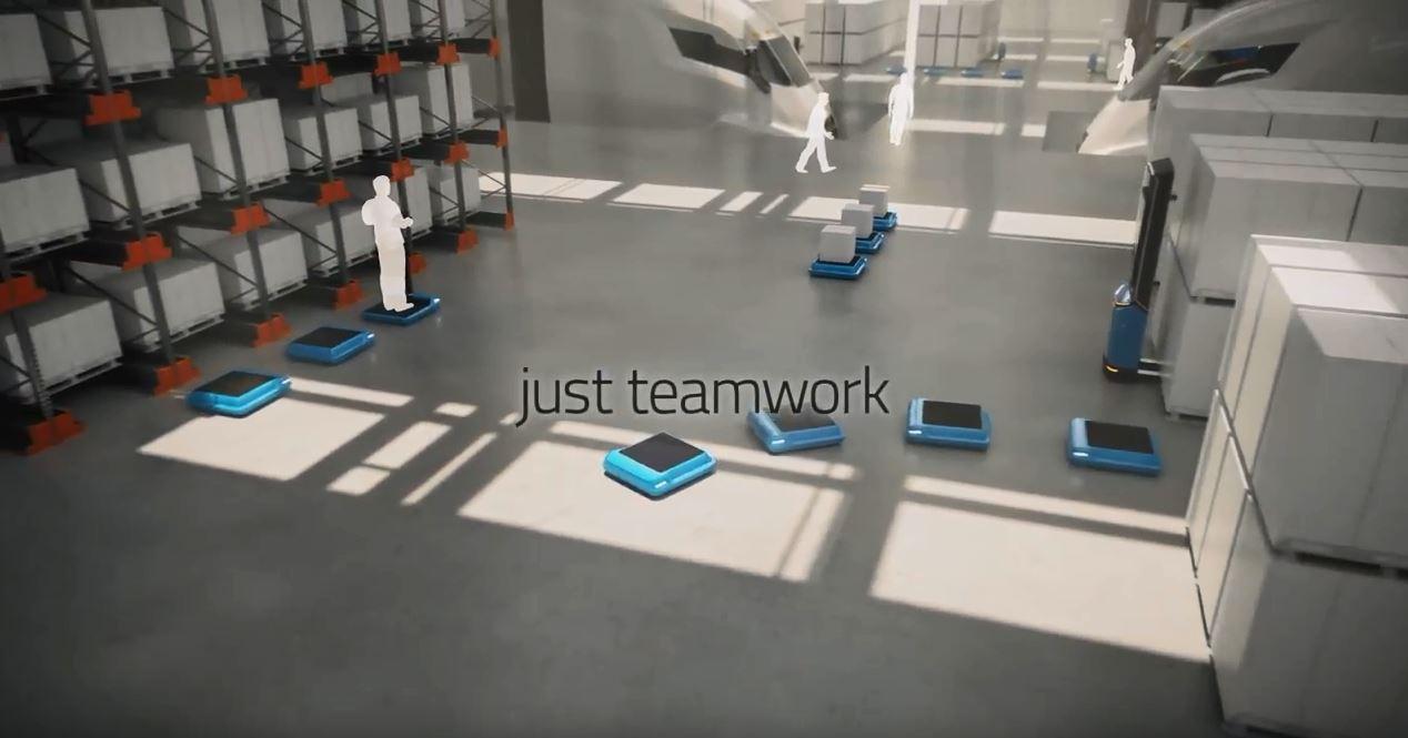 teamwork AI video